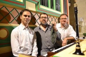 Trio Hervieux-Mahé